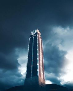 Jerry Falwell's new tower at Liberty University is just missing a fiery eye at the top. Liberty University, Skyscraper, Multi Story Building, Tower, Eye, Travel, Proposal, Freedom, Mood