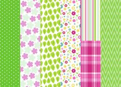 Free craft papers to download