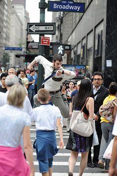 Dancers Among Us, by Jordan Matter dancersamongus.com