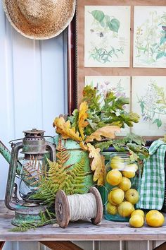 Inspirational Kitchen Farmhouse Vignettes - Page 7 of 14 - The Cottage Market
