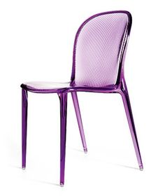 "Patrick Jouin, ""Thayla"" chair for Kartell."