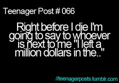 teenager post, funny, and die image