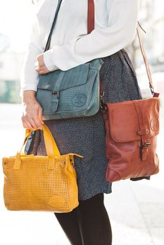 Handtaschen - Gusti Leder