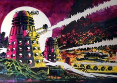 20 Doctor Who Stories That Are Based On Real Science I Am The Doctor, Second Doctor, Doctor Who Art, New Scientist, Crazy Man, Dalek, Fantasy Books, Dr Who, Tardis