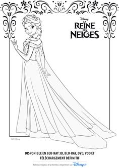 princesse des neiges dessins yahoo canada image search results images pinterest canada. Black Bedroom Furniture Sets. Home Design Ideas