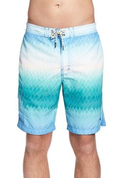 df722fac55 Tommy Bahama 'Baja Mosiac Mix' Board Shorts available at #Nordstrom Swim  Shorts,