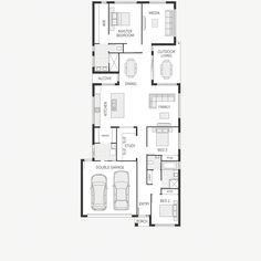 Coral homes- house plans. Floor plans