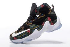 new products 66cb2 ae7a8 2016-2017 Sale Lebron 13 XIII BHM Black History Month New Arrival 2016