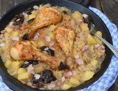 Jídelníček na hubnutí, který funguje | Hubneme s Břicháčem Paella, Pork, Food And Drink, Chicken, Ethnic Recipes, Fitness, Diet, Kale Stir Fry, Pork Chops