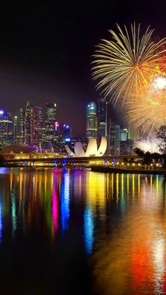 Fireworks ~Singapore a stop on http://www.tipsfortravellers.com/bigtrip2014