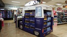 Nivea Sun Camper Van - Cardboard Engineering Pete Hardy - Design Ollie Tremlett - Superior Creative Design