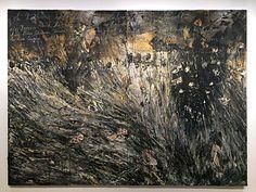 Anselm Kiefer, Oh halme, irh halme, irh halme der nacht 2011 on ArtStack #anselm-kiefer #art