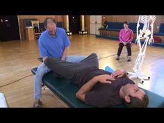 Jeff Haller, Feldenkrais Functional Integration® with Dick, Recovering from ACL surgery. 1 hr. 12 mins.