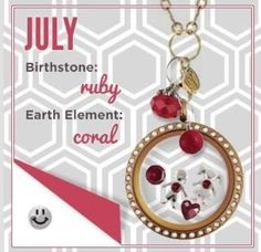 Start telling your story by visiting http://jamyet.origamiowl.com and building your own locket or email me to host an online jewelry bar!