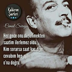5 Best Poems in Memory of Cemal Süreya - SuatSaygin.Net - adel home Best Poems, Poems Beautiful, Love Actually, Lost In Translation, Love Languages, Film Quotes, Powerful Words, Love Songs, Funny Photos