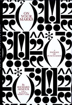 """On Your Marks"" book jacket designed by Herb Lubalin, 1969 by Herb Lubalin Study Center on Best Book Covers, Beautiful Book Covers, Book Cover Art, Book Cover Design, Beautiful Soup, Typography Letters, Typography Poster, Graphic Design Typography, Hand Lettering"