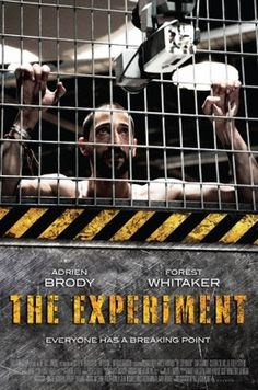 The Experiment (2010) movie #poster, #tshirt, #mousepad, #movieposters2