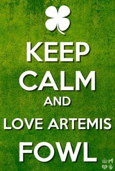 Love Artemis Fowl