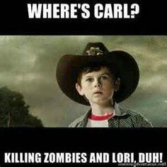 #CarlGrimes #TheWalkingDead