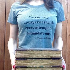 Pride and Prejudice Shirt FREE SHIPPING Jane by theavantmarket