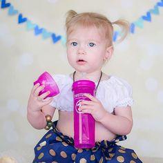 She is sooo sweet  #twistshake #cute #babygirl #twistshakebestie #mama