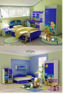 غرف نوم أطفال جديدة احلى غرف اطفال كابتونيه 2021 In 2021 Home Decor Furniture Bed