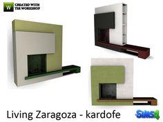 kardofe_Living Zaragoza_Fireplace