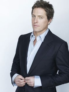 Someone has aged well ... Hugh  Lauren Lyons via Muhammad Rizal Hasli onto OF COURSE I have a Celebrity Crush Board!
