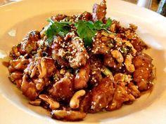 Cheesecake Factory Spicy Cashew Chicken