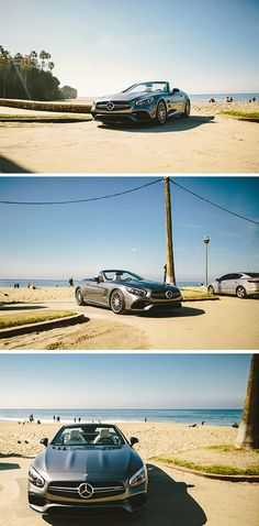 Californian adventure with the Mercedes-Benz SL. Photos by Florian Roser (https://500px.com/roserflorian).