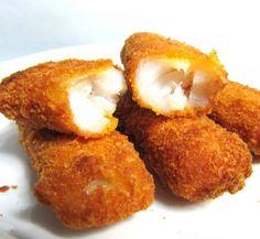 Oven Baked Crunch Fish Fingers | Magic Skillet