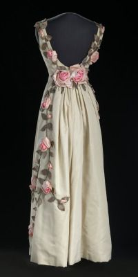 Ann Lowe evening dress, 1966-67 Fripperies and Fobs