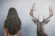 Amy Judd Oil on Canvas