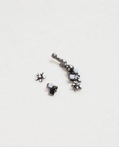 EARCUFF AND EARRINGS-View all-Accessories-WOMAN   ZARA United Kingdom