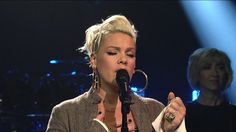 P!nk on #SNL performing #Whataboutus Part I P!NK (Alecia Beth Moore) Fanclub http://ift.tt/2uNVxEO