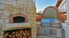 Outdoor Kitchens That Will Make Your Mouth Water Outdoor Spaces, Outdoor Living, Outdoor Kitchens, Big Project, My House, Backyard, Make It Yourself, Patio Ideas, Water