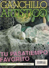 Ganchillo Artistico 187, No 179; Sept 16, 2011 - lee ann hamm - Picasa Web Albums