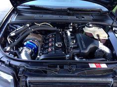 Audi B6 Avant Big Turbo