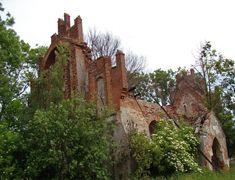 Old East Prussia Brickwork :D