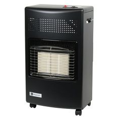 18k btu propane cabinet gas portable heater black propane gas portable gas heater calor cabinet radiant home warm hot kw 3 settings black sciox Gallery