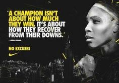 Tennis quotes by tennis players Tennis Quotes, Tennis Players, Weight Loss Journey, We Heart It, Fitness Motivation, Champion, Inspirational Quotes, Exercise, Sayings
