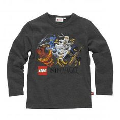 LEGO Wear - TOM 607 pitkähihainen T-paita  20€ 128cm kaikki värit käy