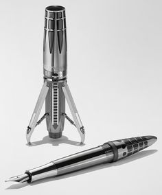 MB&F Astrograph Pen Collaboration With Caran D'Ache Luxury Items