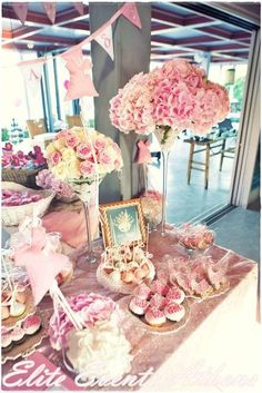 Gorgeous Dressy Baptism #baptism #party | How Do It Info