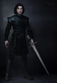 Concept art for Jon Snow and Daenerys Targaryen (x) -- Telltale's Game of Thrones Game Game Of Thrones Costumes, Game Of Thrones 3, Game Of Thrones Telltale, Jon Snow And Daenerys, John Snow, Fantasy Warrior, Fantasy Art, Fantasy Landscape, I Love Games