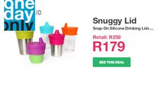 Subscribe to SA's original daily deals site & get 20% - 80% off your favourite brands!