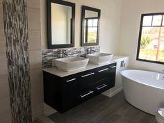 Eden Mosaic Tile Grey Blends Thin Lines Aluminum Mosaic Tile - EMT_AL12-MIX-CB