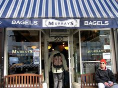 Murray's Bagels | 12 Tourist Spots in New York That Are Actually Good | Serious Eats