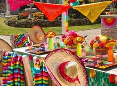 Mexican Fiesta Party Ideas Spice up your Cinco de Mayo with DIY decor, sombreros and 'staches
