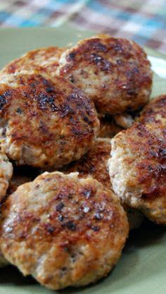 Breakfast Turkey Sausage